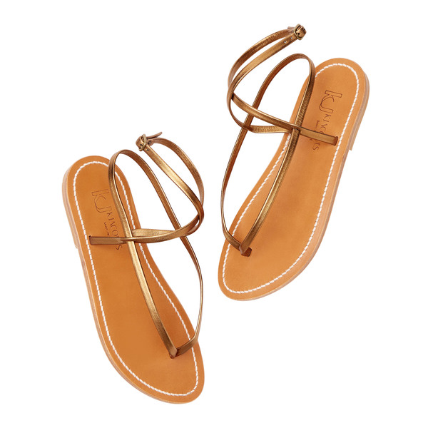 K Jacques Delta Sandals