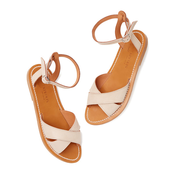 K Jacques Dottie Sandals