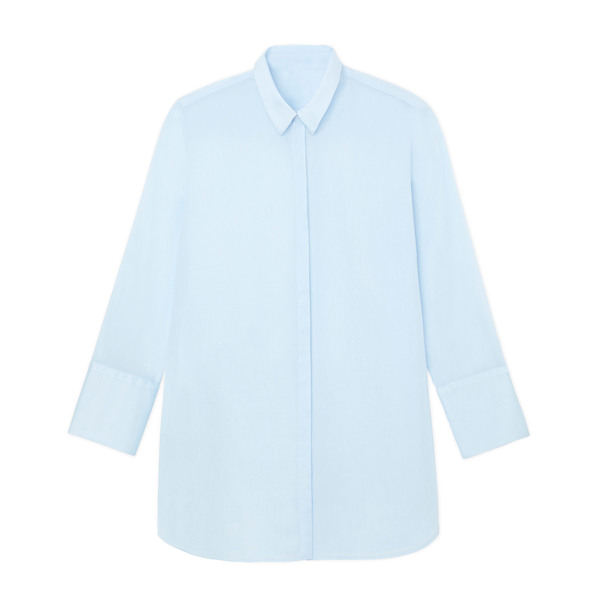Miné Mediterranean Gaelle Baby Blue Shirt