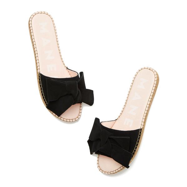 Manebí Hamptons Bow Sandals