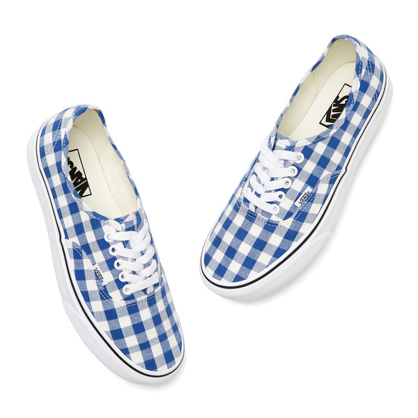 Vans Authentic Gingham Sneakers