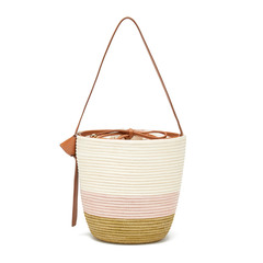 Ficelle Two-Tone Bucket Bag