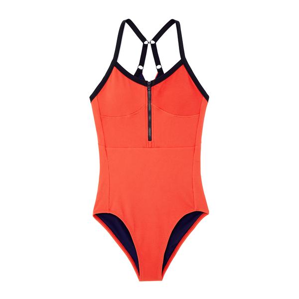 LNDR Zip-Suit Swimsuit
