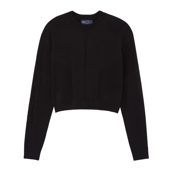 LNDR Air Cropped Jumper Sweatshirt
