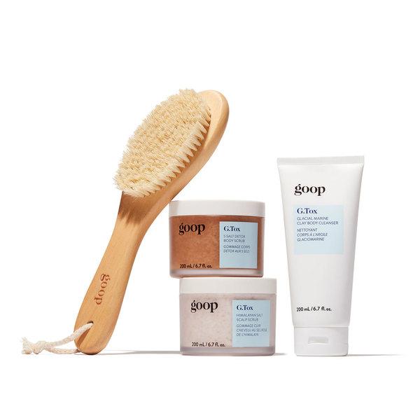 G Tox Himalayan Salt Scalp Scrub Shampoo Goop Beauty Goop Shop