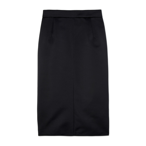 No. 21 Black Pencil Skirt