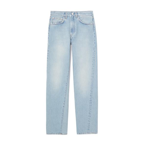 Toteme Original Light-Blue Wash Jeans