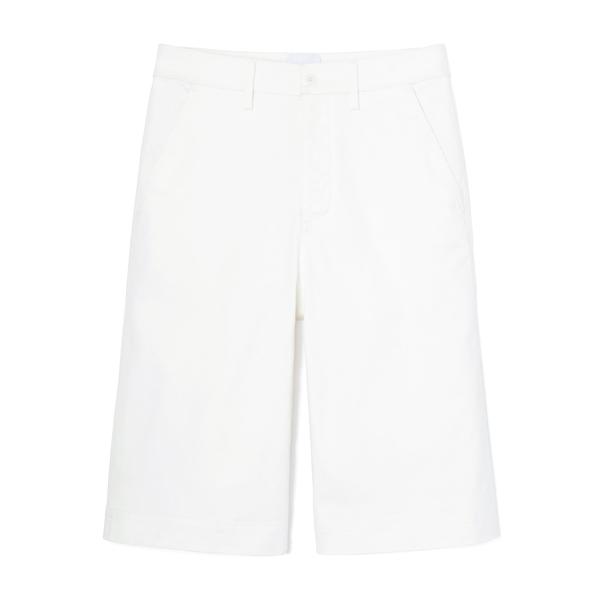 G. Label Bren Wide-Leg Shorts