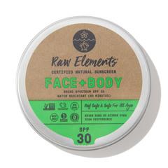 Face + Body SPF 30