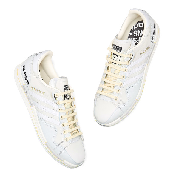 Adidas By Raf Simons RS Peach Stan Smith Sneakers