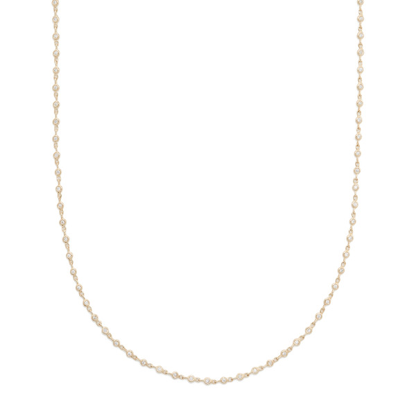 Ariel Gordon Diamond Ember 14K Yellow-Gold Necklace