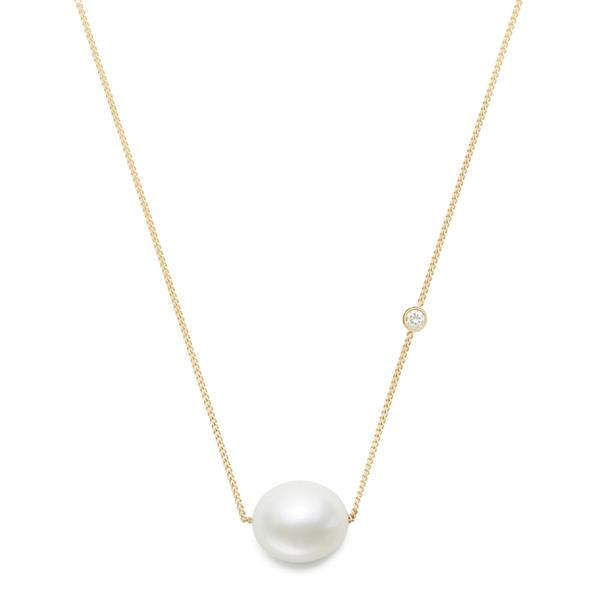 Ariel Gordon Baroque Pearl Duo 14K Yellow-Gold Necklace