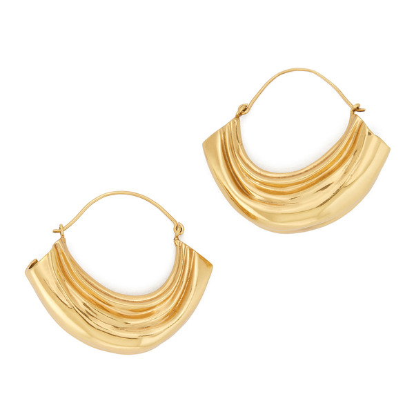 Ellery Arturo Texured Hoops