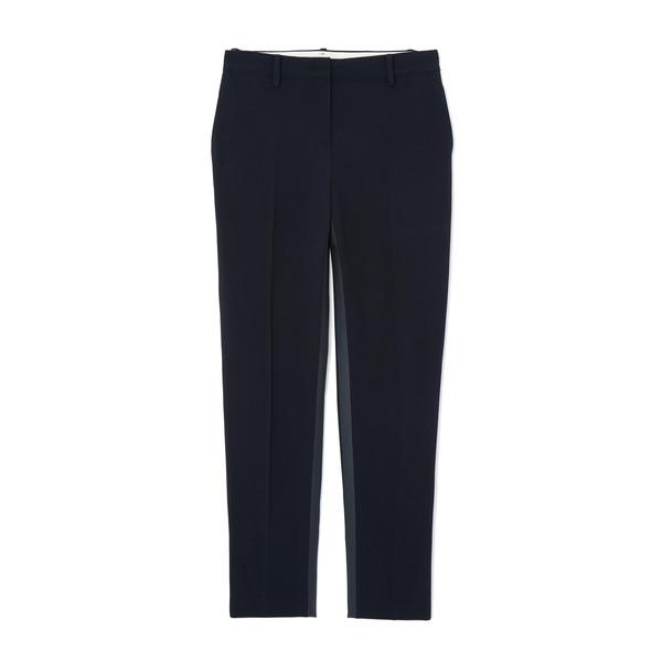 No. 21 Black Stripe Pants