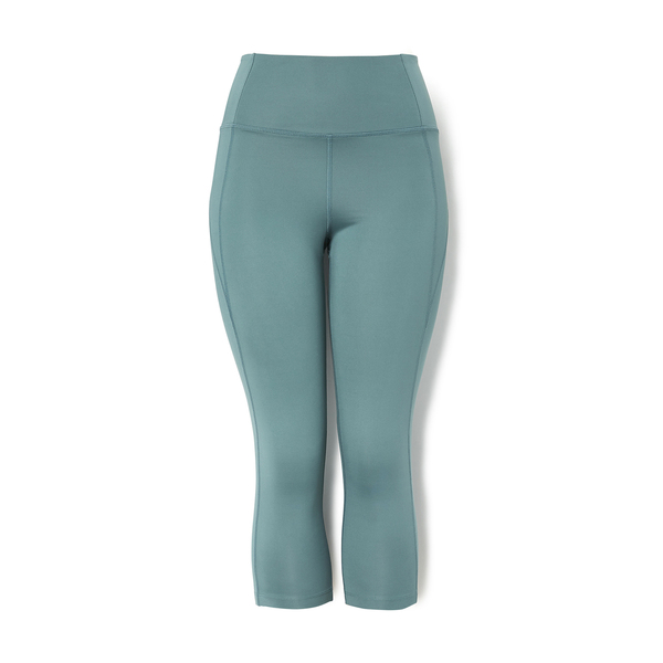 Girlfriend Collective Capri High-Rise Compressive Legging