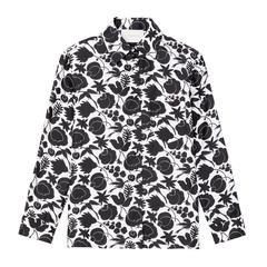 Boy Silk Shirt