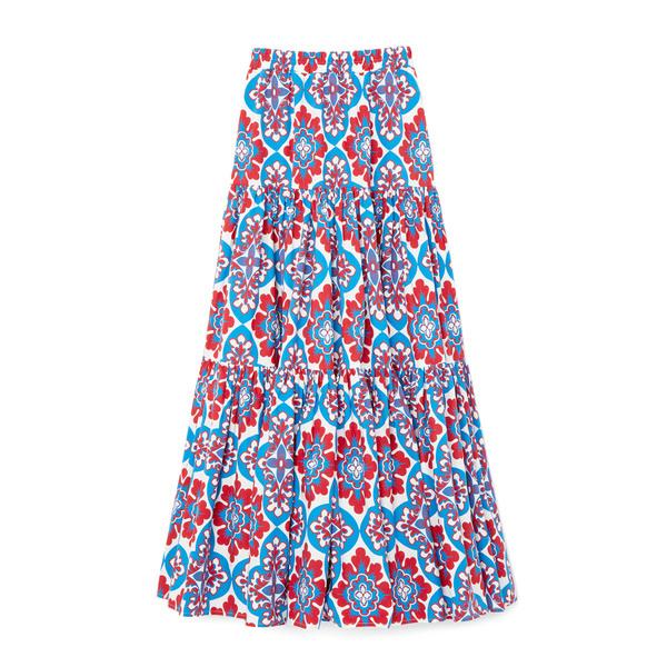 La DoubleJ Big Poplin Skirt