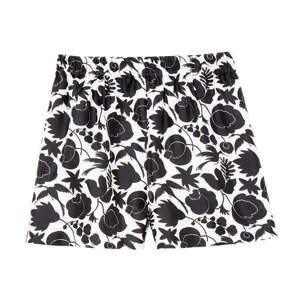 La DoubleJ Boxer Silk Shorts