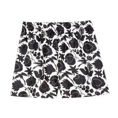 Boxer Silk Shorts