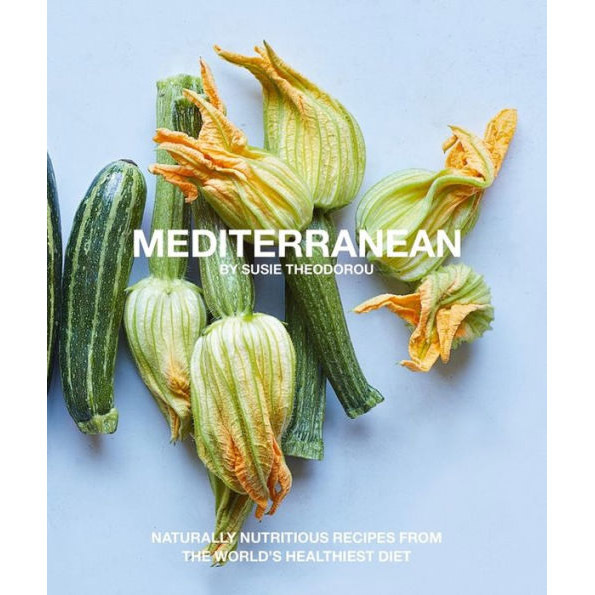 Hachette Mediterranean: Naturally Nutritious Recipes From The World's Healthiest Diet