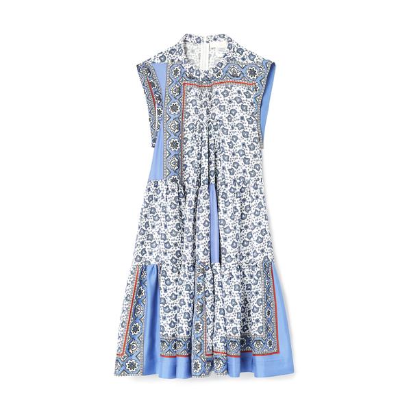 Chloé Short Bandana Print Dress