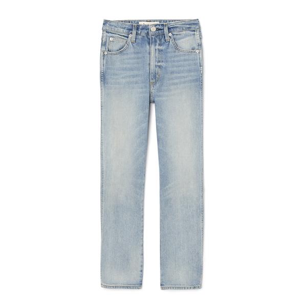 AMO Bella High-Rise Slight Boot Jeans