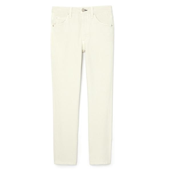 AMO High-Rise Stix Crop Skinny Jeans