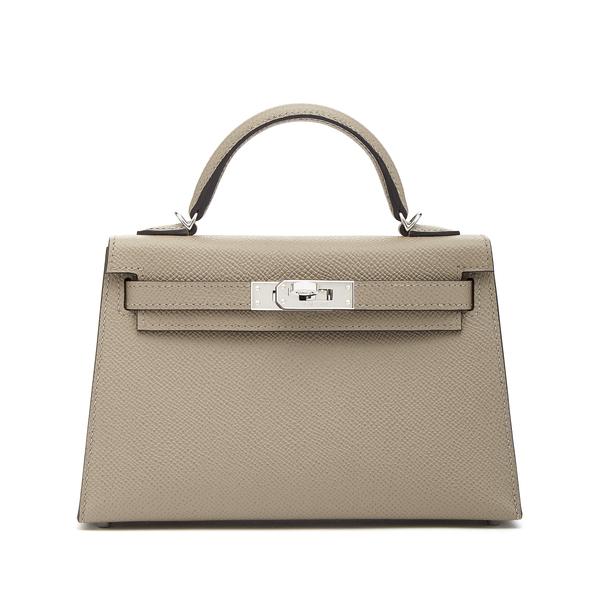 What Goes Around Comes Around Hermès Epsom Kelly Bag