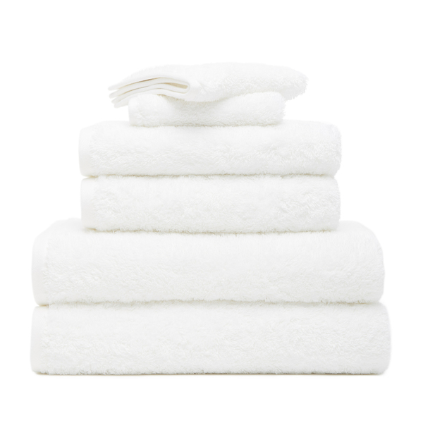 Coyuchi  Cloud Loom Organic Towels, Set of 6