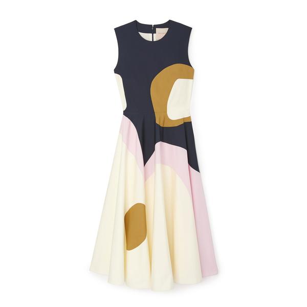 Roksanda Cotton Poplin Catia Dress