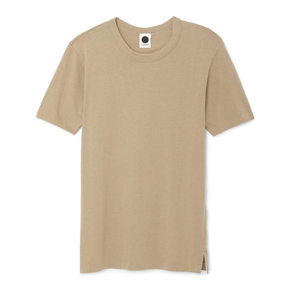 Bassike Wide Heritage Slim Short-Sleeve T-Shirt