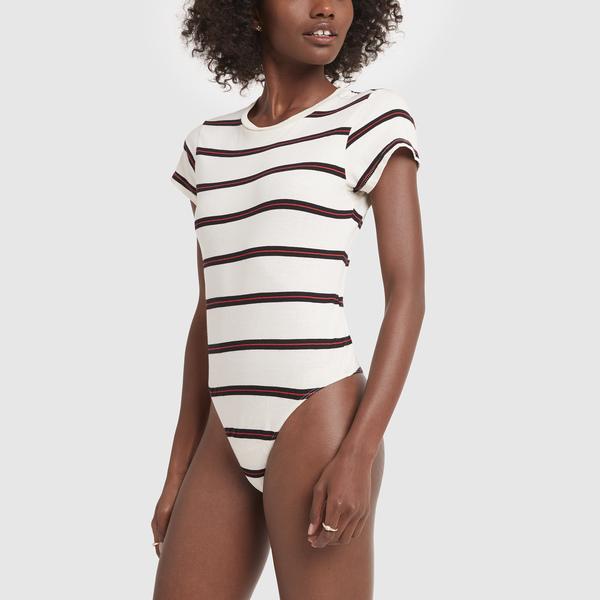 RE/DONE 60s Slim Tee Bodysuit