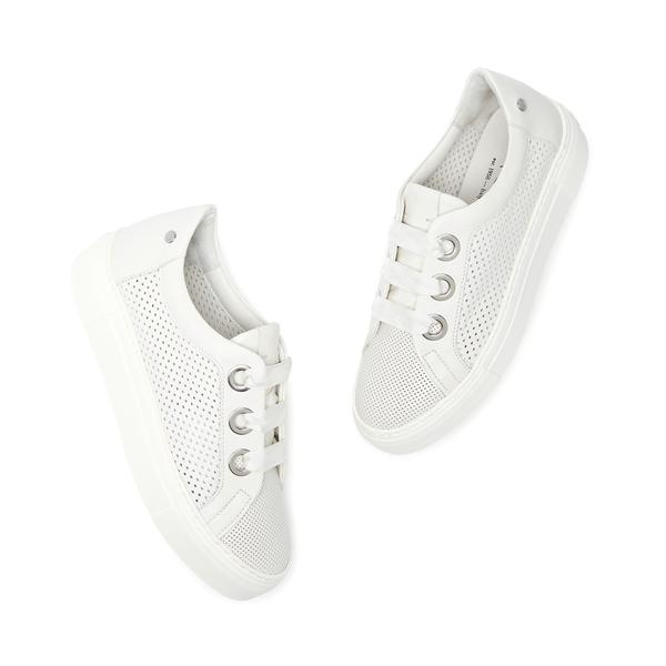 AGL Perf Off-White Sneaker