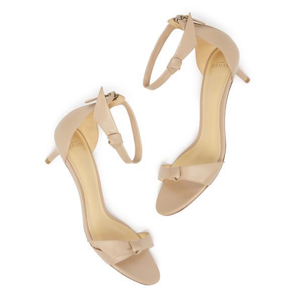 Alexandre Birman Asymmetrical Clarita Heels