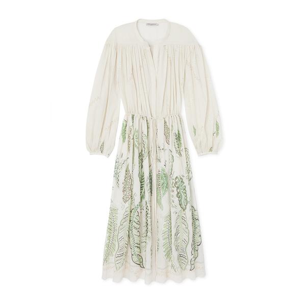 Three Graces Cotton Julienne Dress