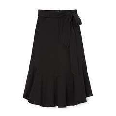 Diane A-Line Peplum Skirt