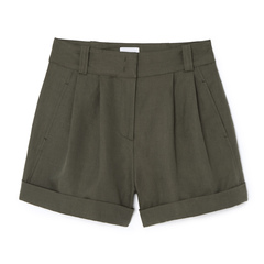 Marty High-Waisted Shorts