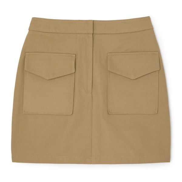 Matin Pocket Mini Skirt