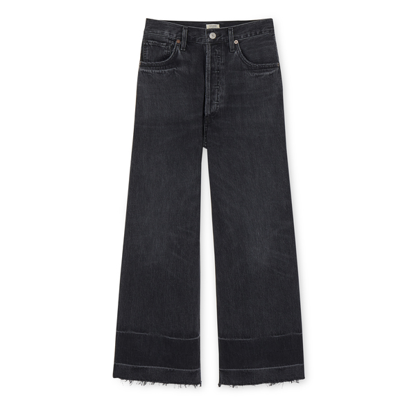 Citizens of Humanity Sacha High-Rise Wide-Leg Jeans