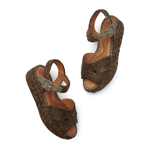 Clergerie Aida Platform Sandals