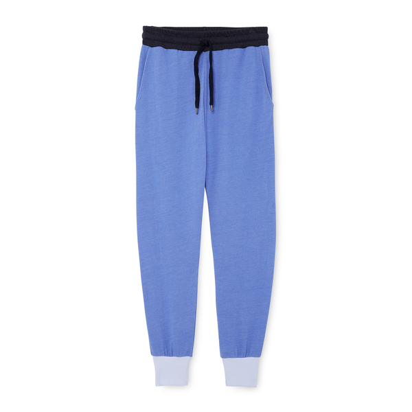 Sundry Colorblock Tapered Sweatpants