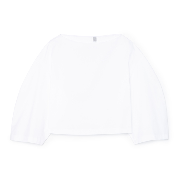 goop x Rosie Assoulin Sculptural Top