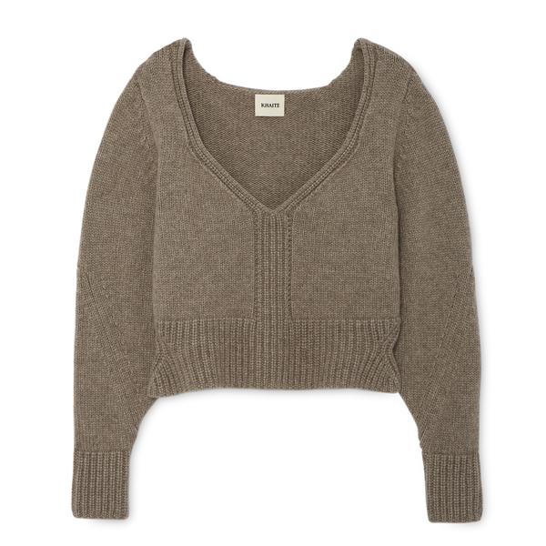 Khaite Charlotte Cashmere Sweater