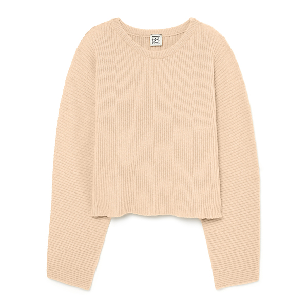 Baserange Kai Sweater Cotton Rib