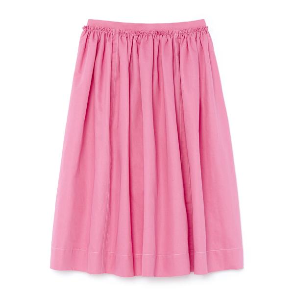 Marni Cotton Linen Drill Skirt