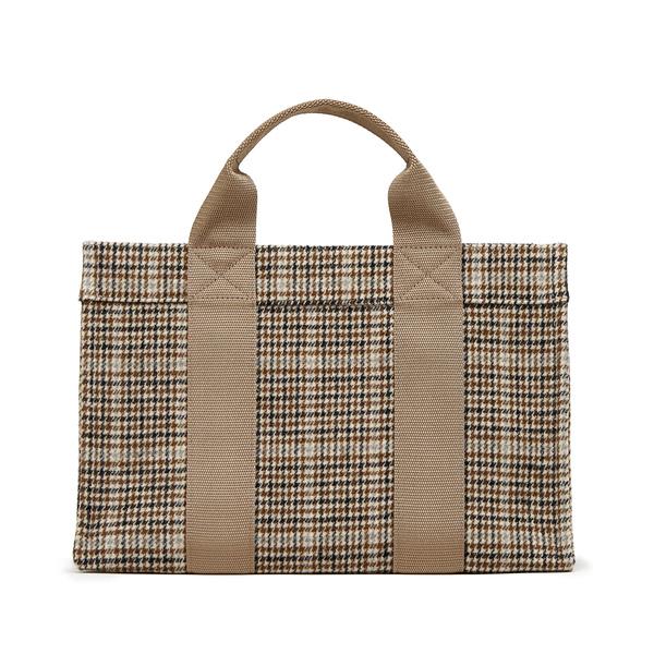 Rue de Verneuil Flannel Mini Handbag