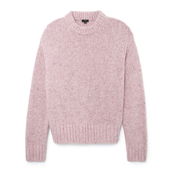 Joseph Tweed Knit Sweater