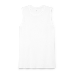 Relaxed-Fit Muscle Tank