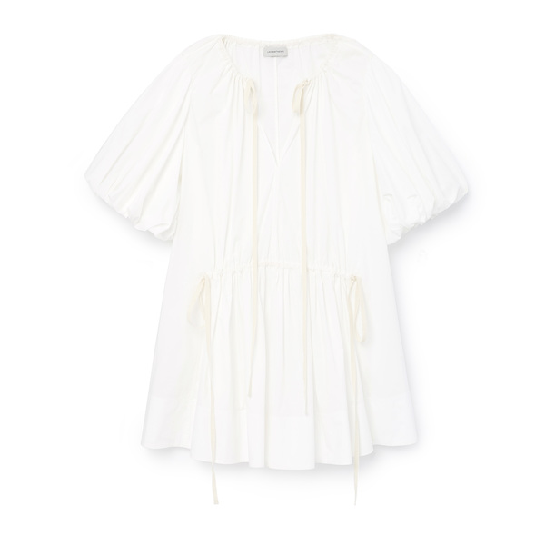 Lee Mathews Poplin Tunic Dress