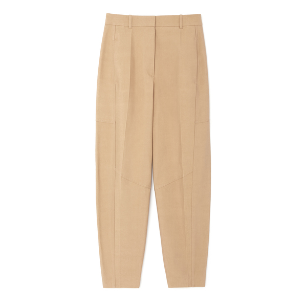 Victoria Beckham High-Waisted Paneled Trouser